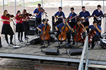 Saline Fiddlers - Tuesday in the Park