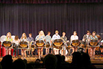 Petoskey Steel Drum Band 2014