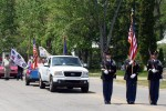 Annual Beaverton Memorial Day Parade and service