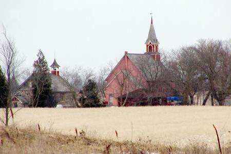 Oberlin Church and School